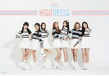 New CLC High Heels First Limited Edition Type B CD DVD Japan TSCL-0413