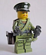 Lego Custom WWII German FIELD MARSHAL Minifigure Brickforge WW2