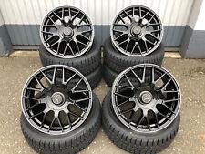19 Zoll MW07 Felgen für Mercedes C Klasse W205 W204 T-Model Coupe Cabrio C63 AMG