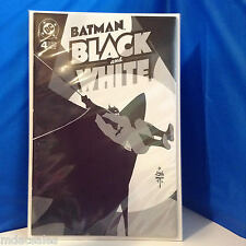 DC COMICS Batman Black and White #4 (Sep 1996, DC)