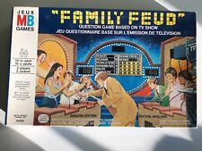 1977 Family Feud Board Game-1st edition-Canadian-English-Amazing Condition