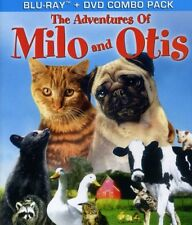 The Adventures of Milo and Otis [New Blu-ray] With DVD, Widescreen, Ac-3/Dolby
