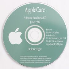 Apple AppleCare Software Readiness CD June 1999 Release Eight