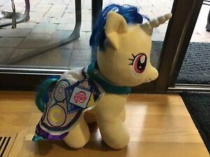 Brand New with Tags Build A Bear My little Pony MLP DJ PON3!