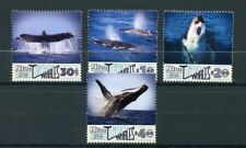 Whales Niuean Fish & Marine Animal Postal Stamps