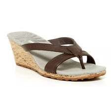NEW Patagonia Women's Solimar Wedge Sandals Sable Brown Color Size 8.5