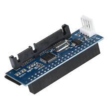40-Pin IDE Female Auf SATA 7+15Pin 22-Pin Male adapter PATA Auf SATA Karte DE