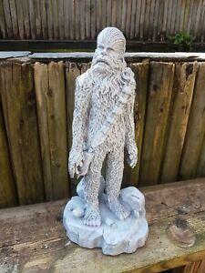 "Star Wars 16"" 42cm Wookie ( Chewbacca ) Polystone House or Garden Statue"