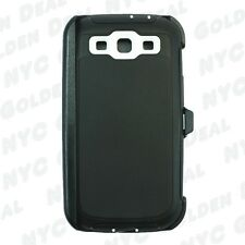 For Samsung Galaxy S3 Plain Case Cover(Belt Clip Fits Otterbox Defender Series)