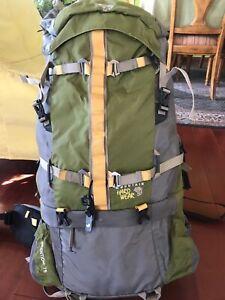 mountain hardwear backpack INTENTION 75( Med)