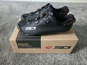 Sidi Shot 2 Cycling Shoe Size 42, Black.