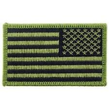 EagleEmblems PM1320 Patch-Flag USA,Rect.OD