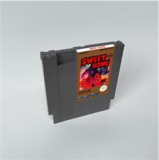 Sweet Home 72 pins 8 bit game card cartridge for NES Nintendo