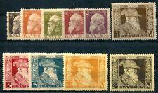 BAYERN 1911 80-91I ex * gute Werte ohne 84,87 330€(S1672