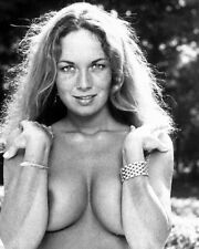 Daisy Duke Catherine Bach Nude Black And White  8x10 Picture Celebrity Print