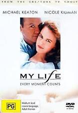 MY LIFE: EVERY MOMENT COUNTS – DVD, REGION-4, LIKE NEW, FREE POST IN AUSTRALIA