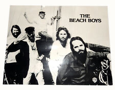 "American Rock Pop Band The Beach Boys ""Records� Photo Print Poster 27x21"