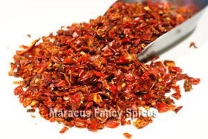 PAPRIKA - FLOCKEN 100g getrocknete Paprika Stückchen, rot, 1.Qualität, Gewürze