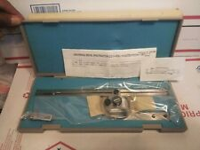 MITUTOYO UNIVERSAL BEVEL PROTRACTOR #187-906 New Free Shipping