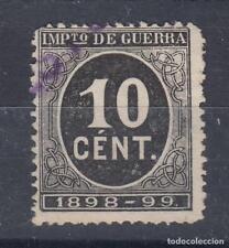 1898 EDIFIL 237. CIFRAS. USADO