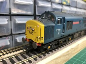 Bachmann Class 37/0 37207 DCC Sound Fitted
