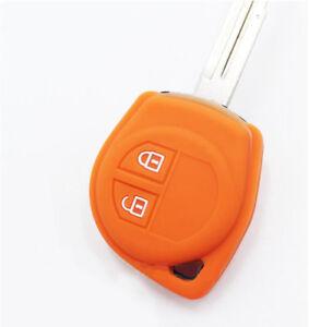 SUZUKI Jimny/Swift/SX4/Celerio Remote key Protector Cover silicon rubber case