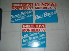 Montreux '77~Ray Bryant -Oscar Peterson- Milt Jackson -Ray Brown- Niels Pedersen