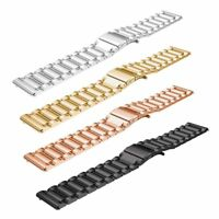 Stainless Steel Watch Band Frontier Strap for Gear S3 Classic Watch Bracelet K80