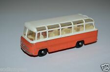 WOW Nice Vintage Loose Lesney Matchbox Orange Mercedes Coach Bus No 68 Rare