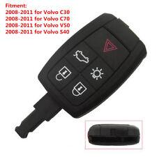 For S40/C30/C70/V50 Original Car Intelligent Remote Control Key Insert Key