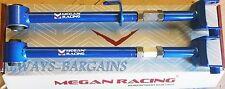 Megan Rear Upper Camber Control Arms Honda Accord 08-12 Acura TSX 09-12 TL 2pcs