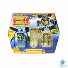 Ready2Robot - Double Trouble Battle Pack - Yellow