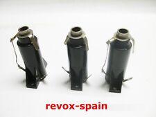 KIT 3 ZOCALOS  JACK FRONTAL REVOX A77   Ref: 1.077.500
