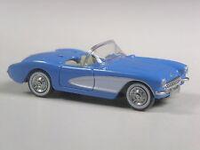 TOP: Wiking Sondermodell Chevrolet Corvette himmelblau