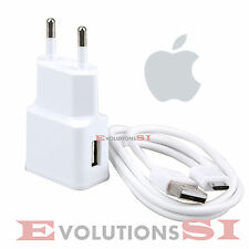 CARGADOR DE MOVIL + CABLE DE DATOS PARA APPLE IPHONE 5S 5 S IPHONE 6 PLUS 6PLUS