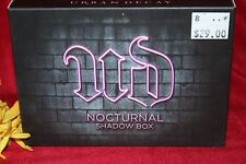 Urban Decay Nocturnal Shadow Box Eye Shadow Palette 12 Shades 100% Authentic