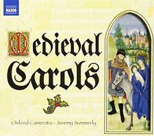Jeremy Summerly - Medieval Carols [CD]