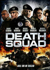 Death Squad (DVD, 2015) Danny Glover, Daryl Hannah, Rutger Hauer, Michael Madsen