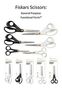 Fiskars Scissors: General Purpose: Functional Form™
