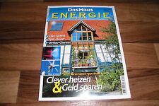 Haus Special:  ENERGIE // Öko-Technik-Sparhäuser-Umbau-Clever Heizen=Geld sparen