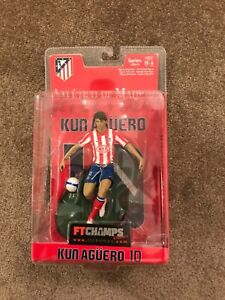 FTChamps Kun Aguero Articulated Football Figure