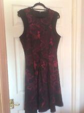 Next Size 18T Dress Black/Red BNWOT
