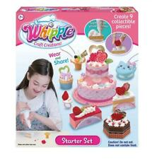 Kids Craft Set Kids Whipple Starter Clay Creme Icing Pens DIY Cake Ring Gift NEW