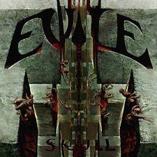 """Evile """"Skull"""" Black Vinyl - NEW & SEALED"""