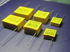 X2 Polyproplene safety capacitor  0.1UF  100nF 275VAC  K 10PCS