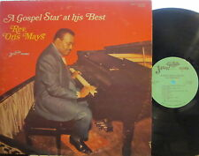 ► Reverend Oris Mays - A Gospel Star at His Best  (Jewel 0099)