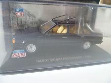 TALBOT TAGORA PRESIDENCE de 1981  ~  NEUF