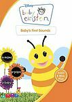 Baby Einstein - BABY'S FIRST SOUNDS Discoveries for Little Ears - Disney DVD