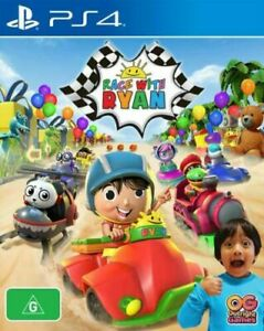 Race with Ryan with Special Toy PS4 AUS GAME