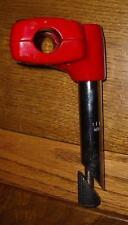 Vintage NOS SR Sakae Style Old School BMX Red Bicycle Gooseneck 22.1